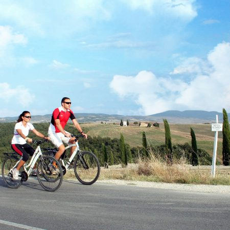 Bicycle in Tuscany