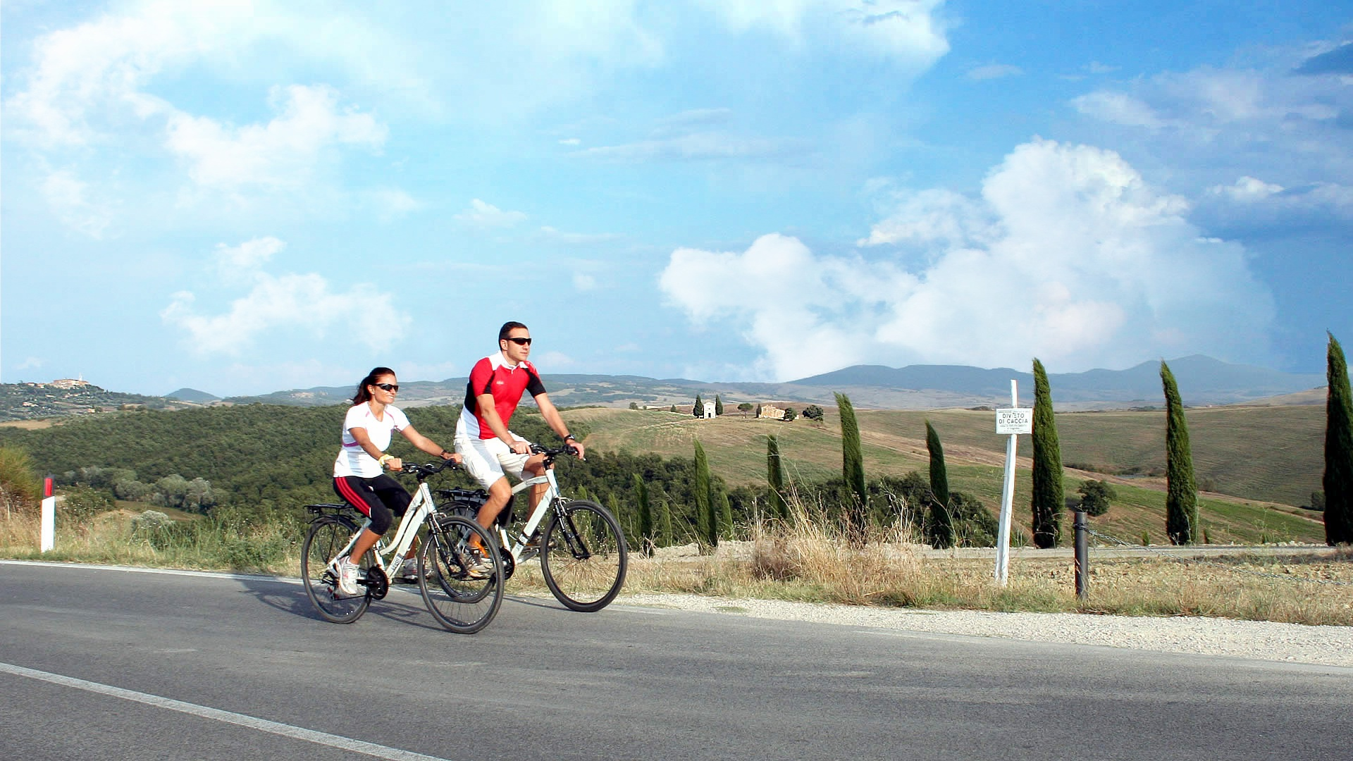 Bicycle Tour Of Tuscany Florence To Montepulciano